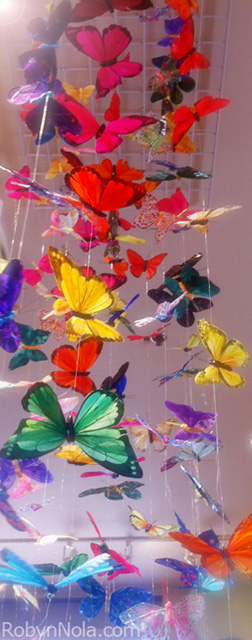 Inspirational, Colorful Butterfly Gifts