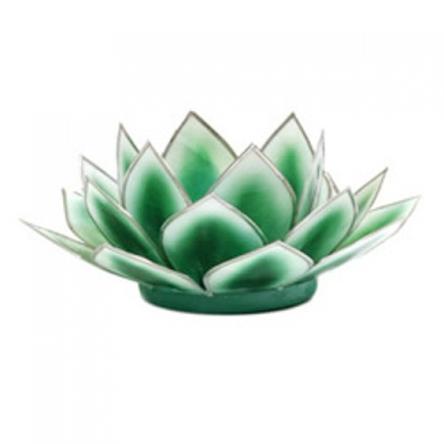 Heart Chakra Lotus Candle Holder