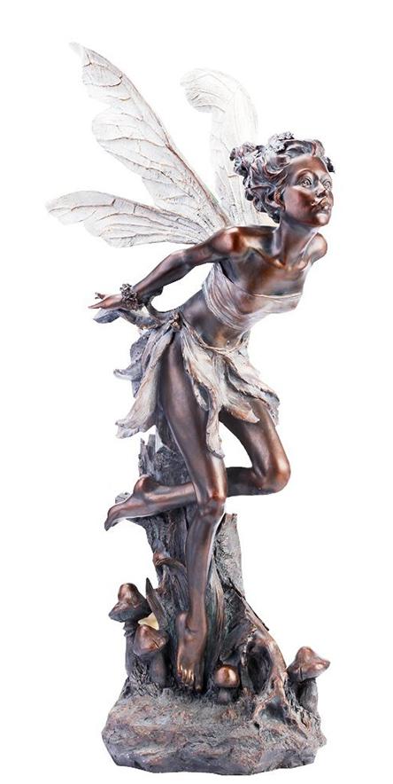 New Titania Queen of the Fairies Garden Fairy Statue fairy art