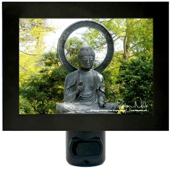 Buddha and Kwan Yin Night Lights
